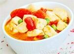 番茄拌豆腐