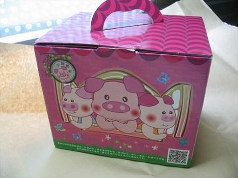 相片纸盒子包装设计