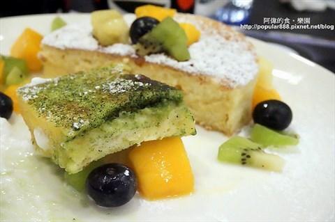 超萌可爱水果蛋糕