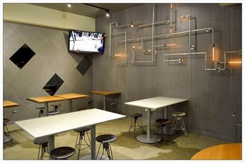 复合式餐厅简介图片