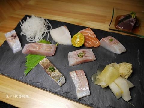 台北 松山区 渔闻乐寿司割烹 食评 渔闻乐,渔港直送活海鲜,无菜单料理