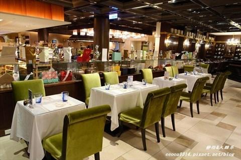 【台北美食】b&g德国农庄德式精品餐厅图片