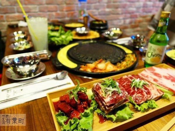 【桃园芦竹美食】韩大叔正宗韩式烤肉专门店-2号南崁店:最强韩国烧烤