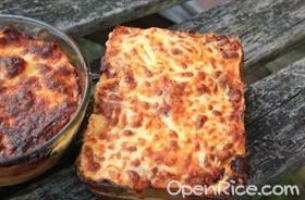 奢華版義大利肉醬千層麵