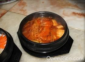 韓國料理-大醬湯