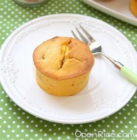 南瓜葡萄乾蛋糕