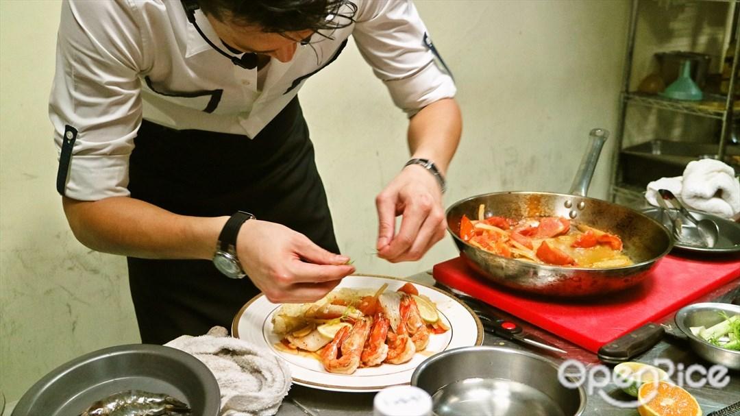 圖11料理海鮮