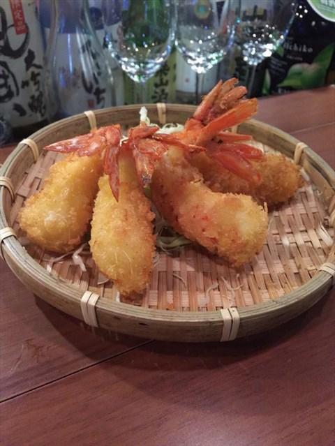 喜歡吃蝦的可以選擇這道,蝦子很新鮮