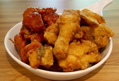 經典原味炸雞 搭 招牌洋釀炸雞