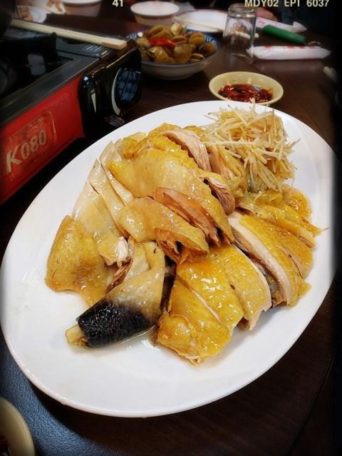 黑腳太監雞(NT800/半隻)